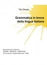 Grammatica in breve della lingua italiana