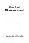 copertina di Cenni sui Microprocessori