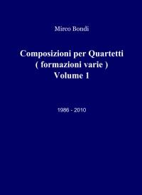 Composizioni per Quartetti
