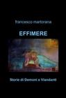 copertina EFFIMERE