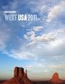 WEST USA 2011
