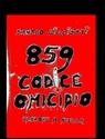 copertina 859 : CODICE OMICIDIO – T...