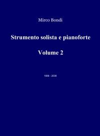 Strumento solista e pianoforte