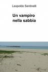 copertina Un vampiro nella sabbia