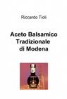 copertina Aceto Balsamico Tradizionale...