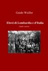 copertina Ebrei di Lombardia e d'Italia