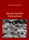 copertina di Charaka Samhita Vimanasthana
