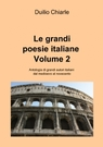 Le grandi poesie italiane – Volume 2
