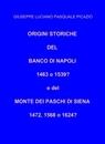 ORIGINI STORICHE DEL BANCO DI NAPOLI 1463 o 1539?...