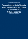 copertina Corso di storia della filosofia:...