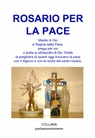 copertina ROSARIO PER LA PACE