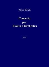 Concerto per Flauto e Orchestra