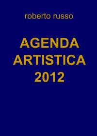 AGENDA ARTISTICA 2012