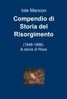 copertina Compendio di Storia del Risorgimento