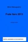copertina di Frate Ilaro 2013