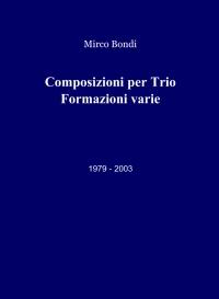 Composizioni per Trio