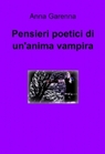 copertina di Pensieri poetici di un'anima v...