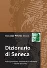 copertina di Dizionario di Seneca
