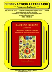 Osservatorio Letterario NN. 101/102