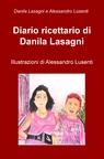 copertina Diario ricettario di Danila...