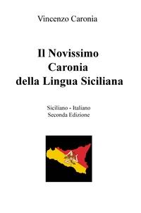 Il novissimo Caronia della lingua siciliana