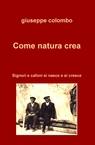copertina Come natura crea