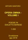 OPERA OMNIA – VOLUME I
