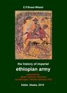 copertina di ethiopian army
