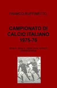 CAMPIONATO DI CALCIO ITALIANO 1975-76