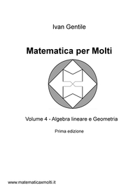 Matematica per Molti 4