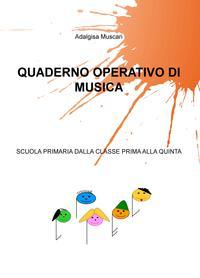 QUADERNO OPERATIVO DI MUSICA
