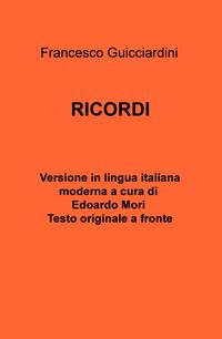 Francesco Guicciardini – Ricordi