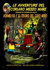 Kornelyus e il tesoro del Geko nero