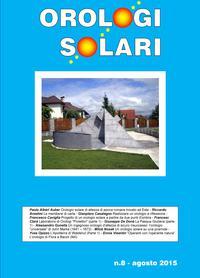 Orologi Solari n. 8