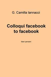 Colloqui facebook to facebook