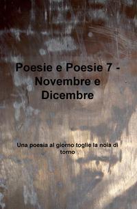 Poesie e Poesie 7 – Novembre e Dicembre