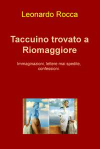 Taccuino trovato a Riomaggiore