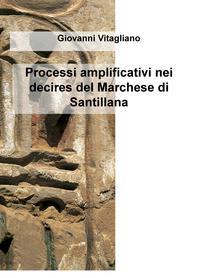 Processi amplificativi nei decires del Marchese di Santillana