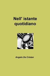 Nell' istante quotidiano
