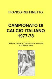 CAMPIONATO DI CALCIO ITALIANO 1977-78