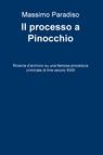 copertina Il processo a Pinocchio