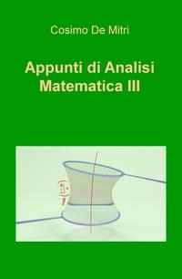 Appunti di Analisi Matematica III