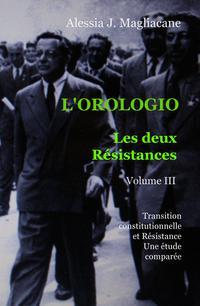 Transition constitutionnelle et Résistance. une étude comparée