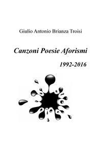 Canzoni Poesie Aforismi