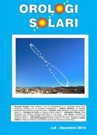 Orologi Solari n. 9