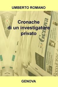 Cronache di un investigatore privato