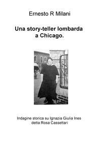 Una story-teller lombarda a Chicago.