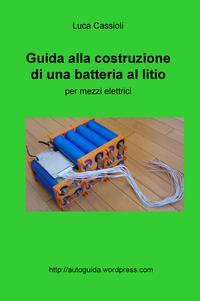 Guida alla costruzione di una batteria al litio