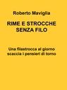 copertina RIME E STROCCHE SENZA FILO