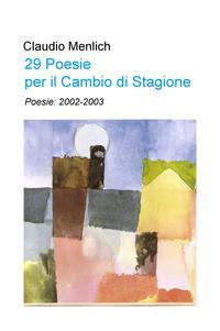 29 Poesie per il Cambio di Stagione